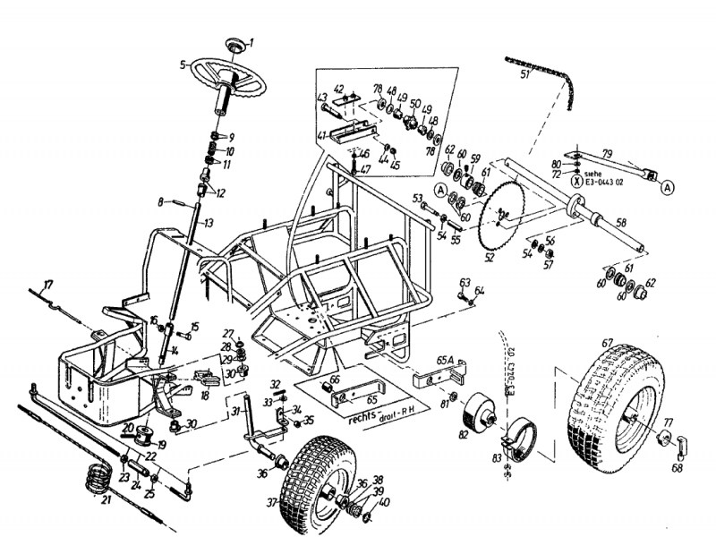 yard machine riding mower engine diagram