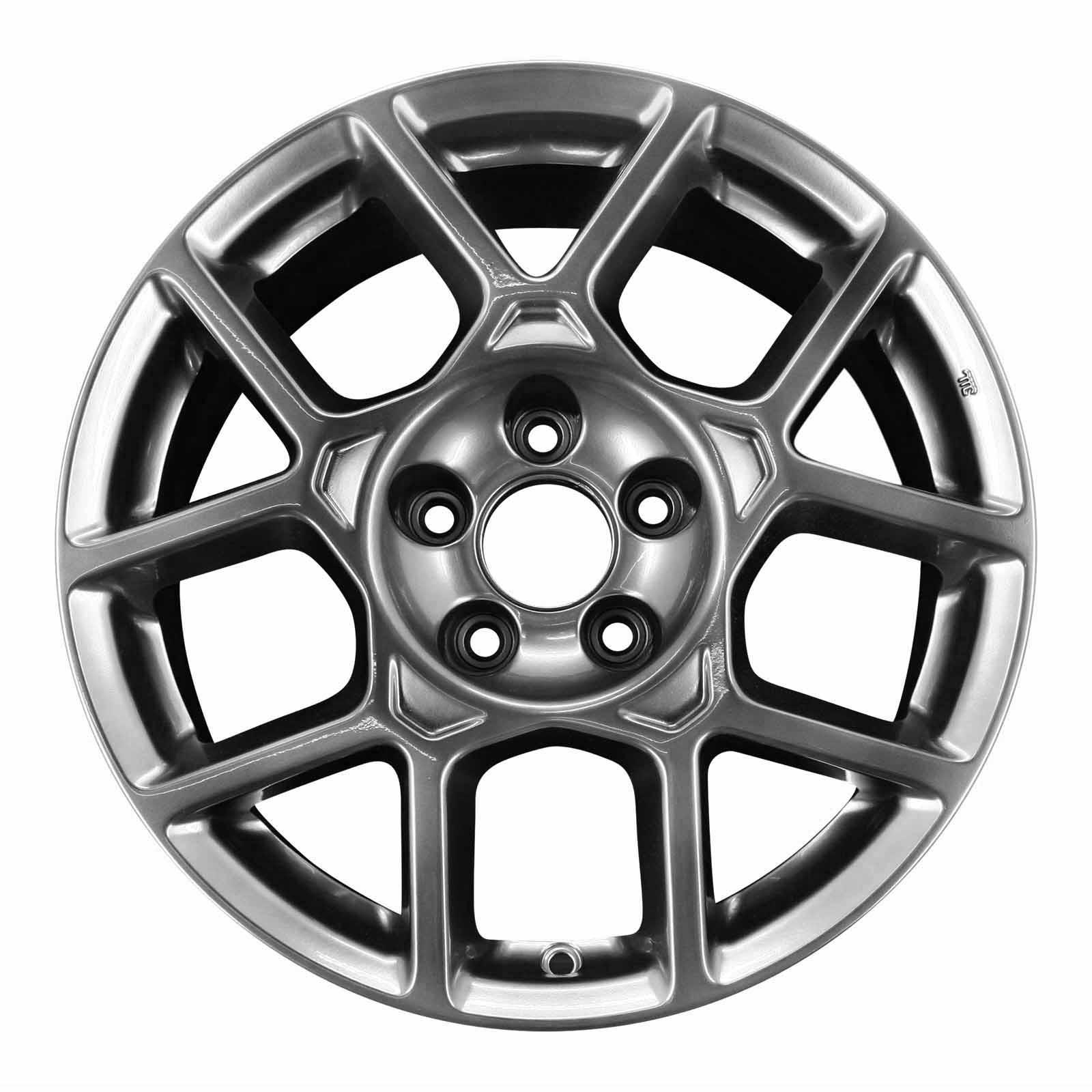 1600x1600 Acura Tl Type S 2007 17 Oem Wheel Rim