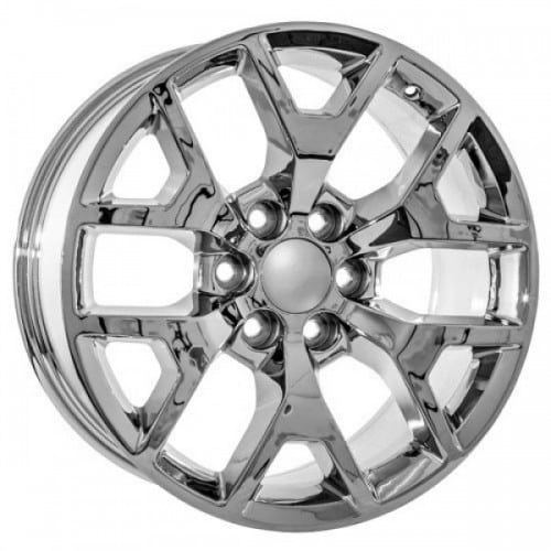 500x500 20 Cadillac Escalade Oem Factory Style Chrome Wheels Rims