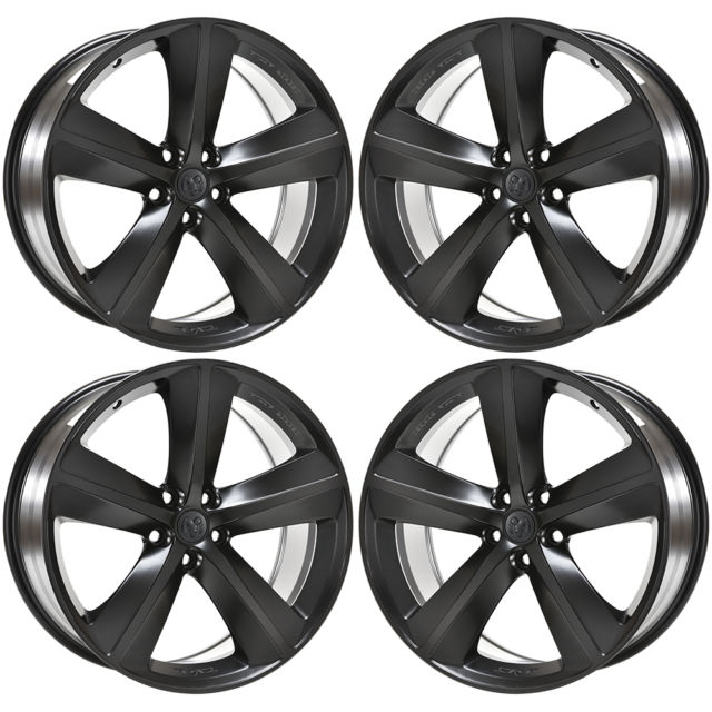 640x640 Oem Dodge Challenger Charger Srt 20 Wheel Rim Factory Stock 2357