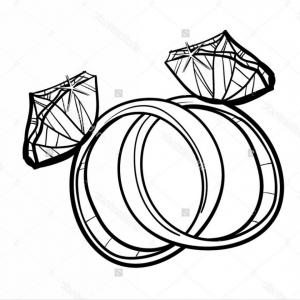 300x300 How To Draw A Ring In A Box Ring Drawing Easy How To Draw A Ring