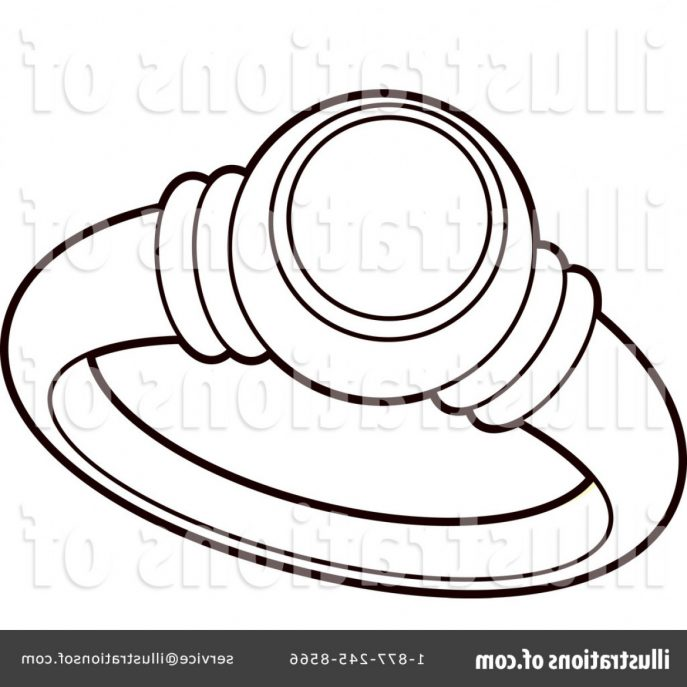 687x687 Wedding Rings How To Draw Jewelry Sketches Ring Drawing Easy How
