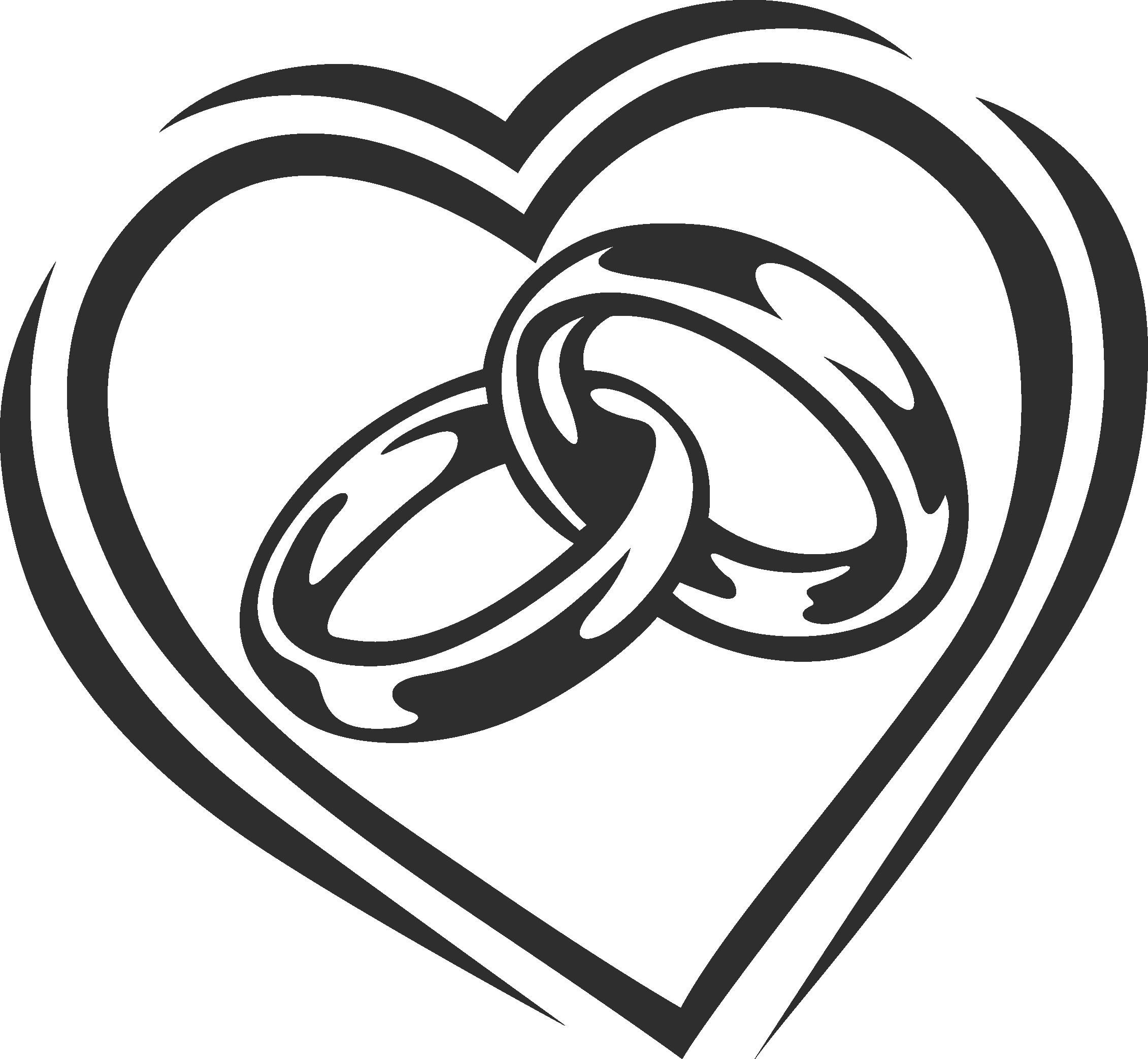 2261x2085 Drawings Of Wedding Rings