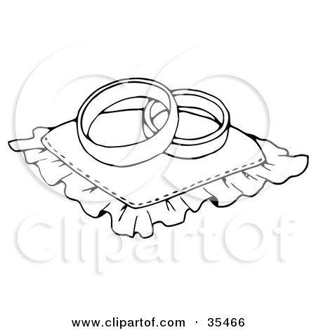 450x470 Attractive Wedding Rings Drawing Wedding Rings