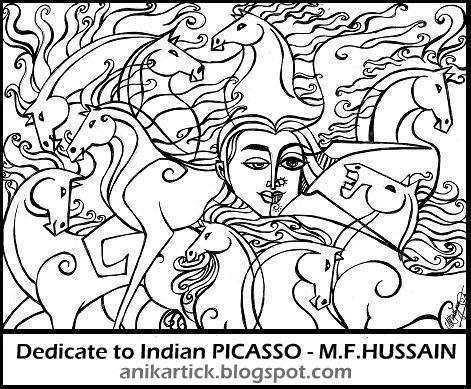 471x389 M.f.hussain(Rip)