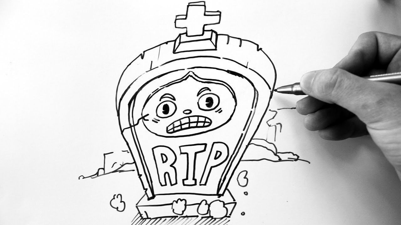 1280x720 Como Desenhar Goopy Le Grande R.i.p Boss Final P. [Cuphead]