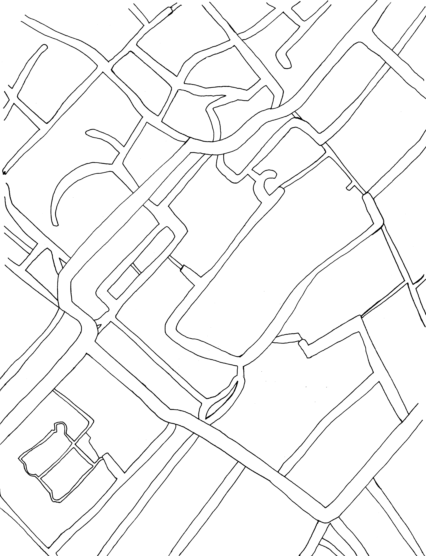 4433x5792 Drawing Road Maps does baking soda and vinegar unclog drains diagram