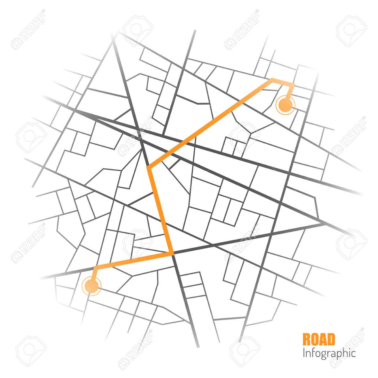 Road Map Drawing at GetDrawings com | Free for personal use Road Map