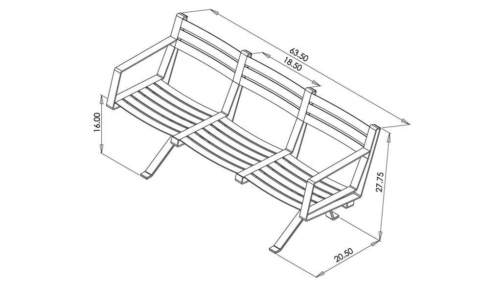 1024x580 Roadrunner Bench