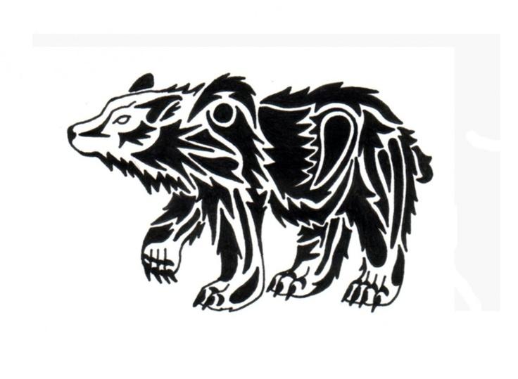 736x539 8 Best Bear Tattoos Images On Tattoo Ideas, Bear