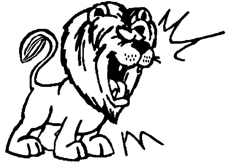 810x574 Lion Clipart Roaring Amp Lion Clip Art Roaring Images
