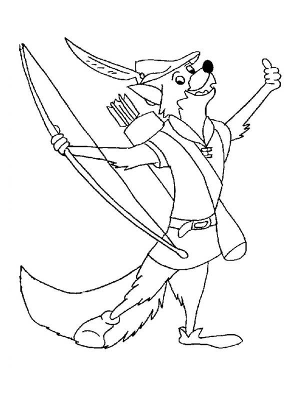 How To Draw Robin Hood Human Step By Step
