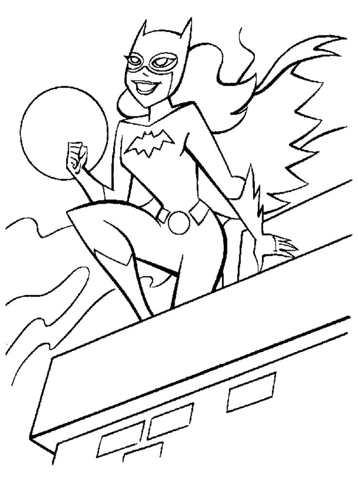 736x981 Good Robin Batman Coloring Pages Print Best Ideas On Superhero