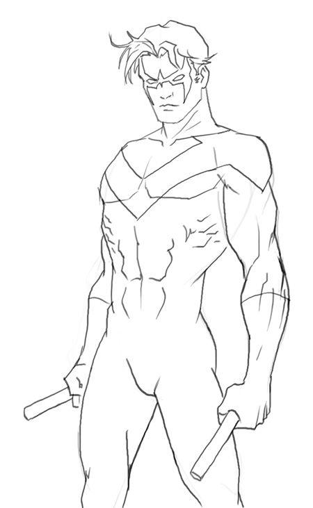450x731 Red Robin Batman Drawings Marvel Amp Dc Robins