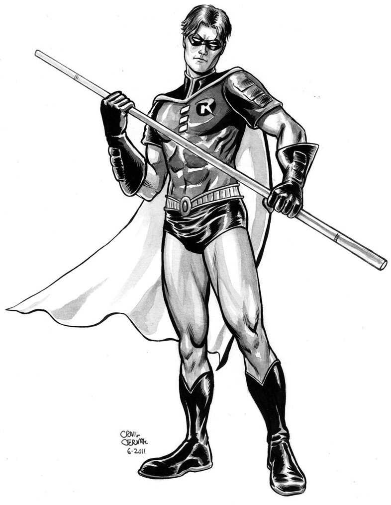 786x1017 Tim Drake, Robin By Craigcermak Dc Comics. Robin. Red Robin