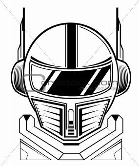 285x340 Image 2641272 Robot Head From Crestock Stock Photos