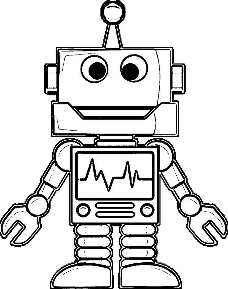 Robot Line Drawing