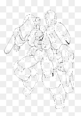 260x372 Hand Drawn Robot, Metal Robot, Robot, Alien Png Image For Free