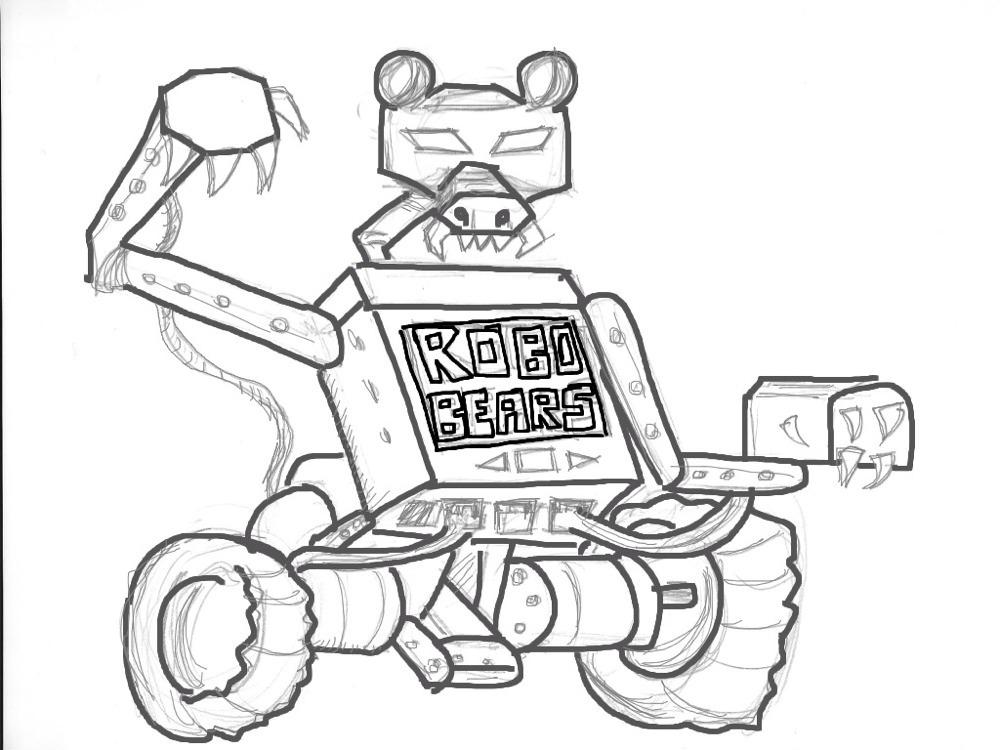 1000x750 Robot Logo Middle School Art Online Amp Creative Writing