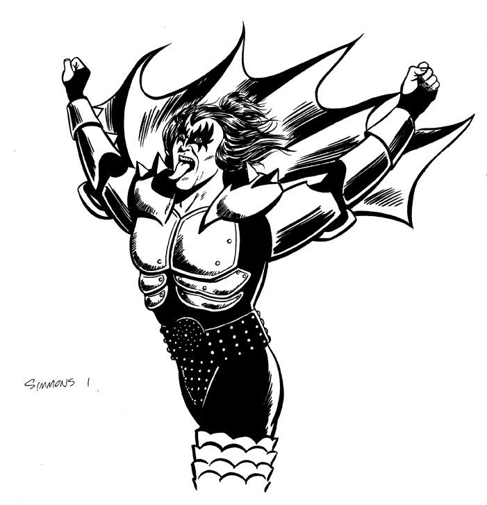 701x727 Leigh Gallagher Comic Book Artist More I'M In A Rock