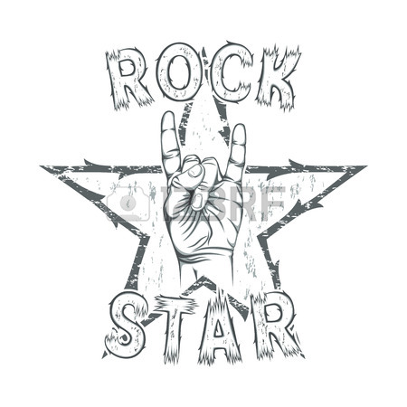 450x450 Rock N Roll Hand Stock Photos. Royalty Free Rock N Roll Hand