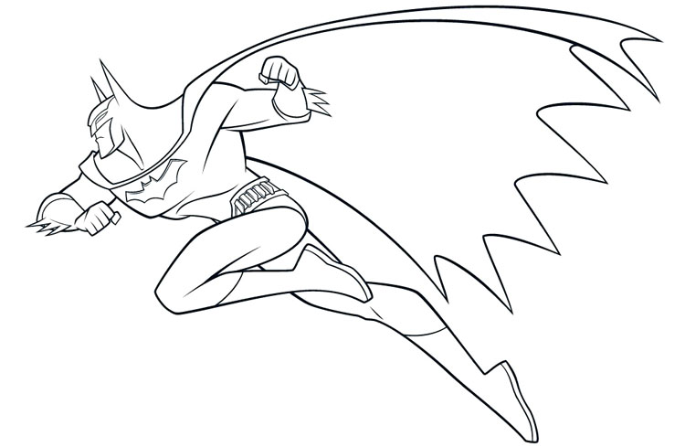 750x489 Cartoon Batman Coloring Pages Lego Batman Coloring Pages Cartoon