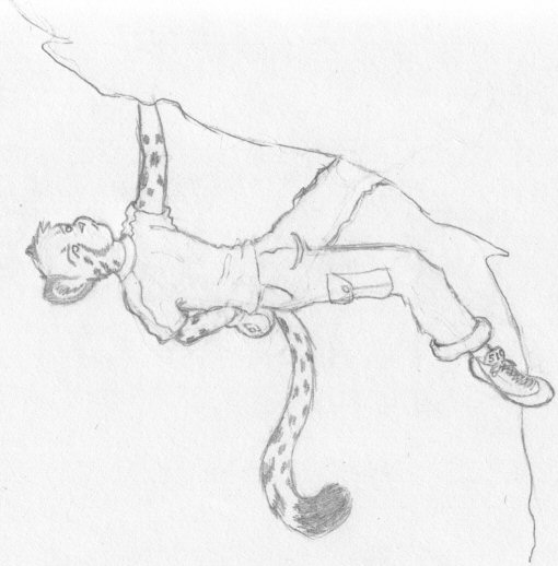 510x518 Rock Climbing Sketch By Stormpaw
