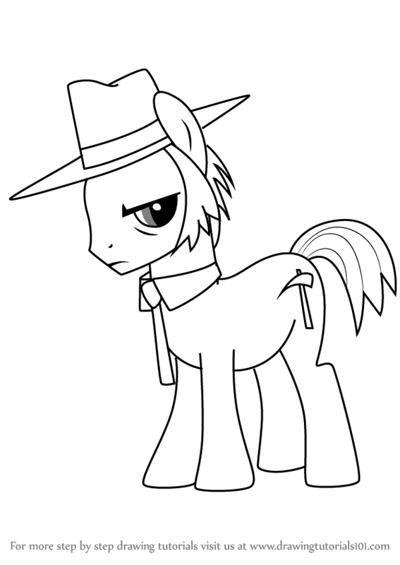 567x800 Learn How To Draw Igneous Rock Pie From My Little Pony