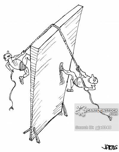 400x510 Wall Climbing Cartoons And Comics