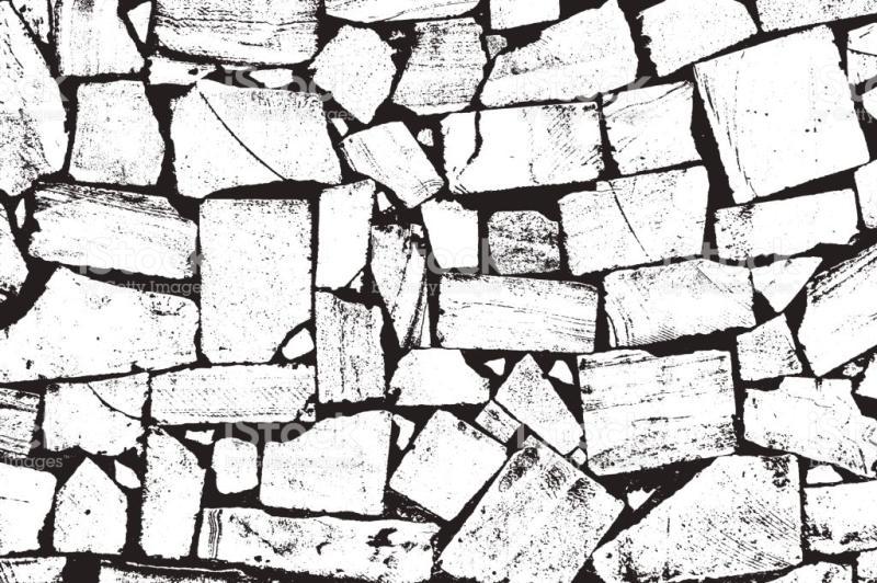 800x532 Stone Wall Clip Art