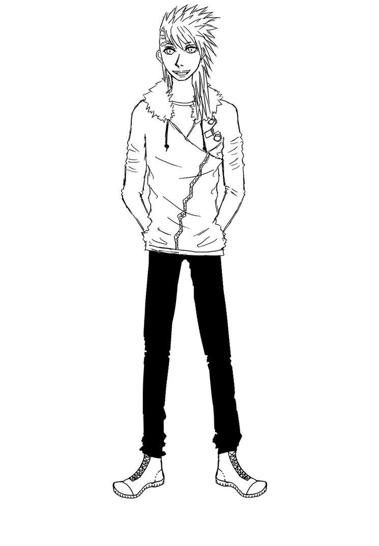 745x1073 Rocker Guy By Ichigojuicebox