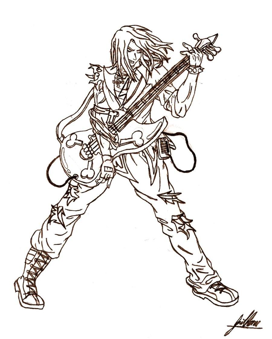 900x1120 Stereotype Rocker By Guilhermesalles