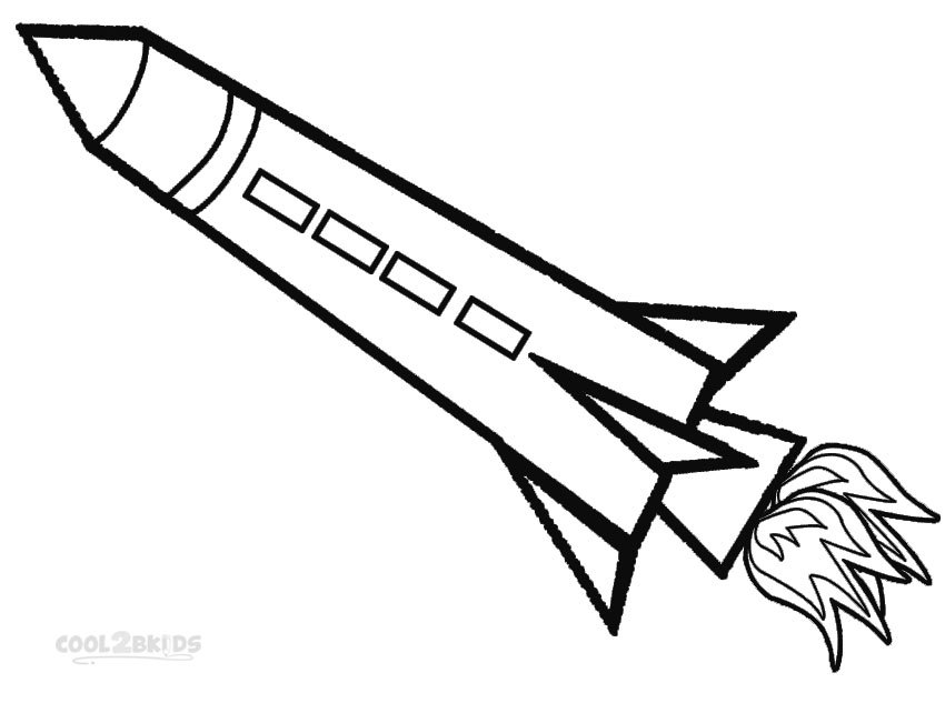 850x642 Free Printable Rocket Ship Coloring Pages Coloring Page For Kids