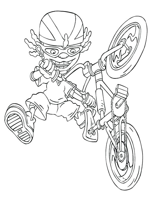 600x800 Rocket Power Coloring Pages Drawing Rocket Power Rocket Power