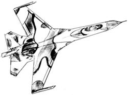 250x185 Drawn Rocket Easy