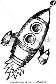 236x352 Rocket Clipart Drawn