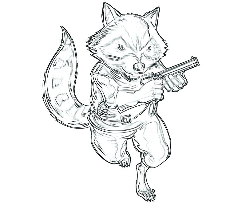 800x667 Entertaining Racoon Coloring Page Fee Raccoon Pages Rocket