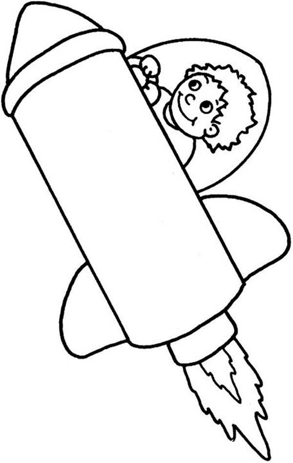 600x947 Drawn Spaceship Kid