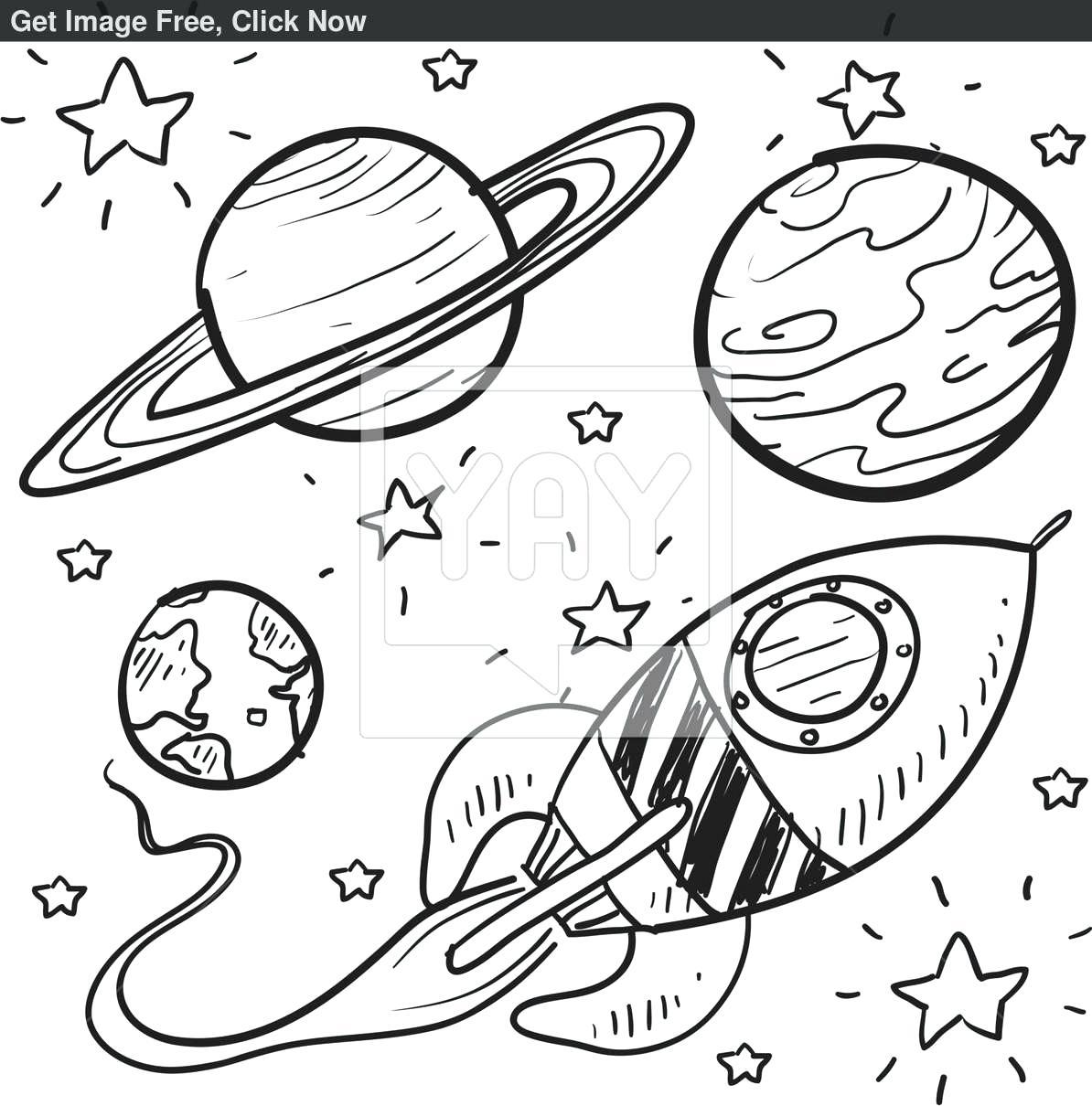 1194x1210 Coloring Rocket Ship Coloring Page
