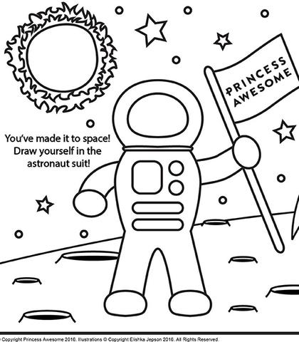 420x480 Rockets Coloring Page!