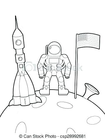 357x470 Rocketship Coloring Page Rocket Colouring Page Rocket Ship