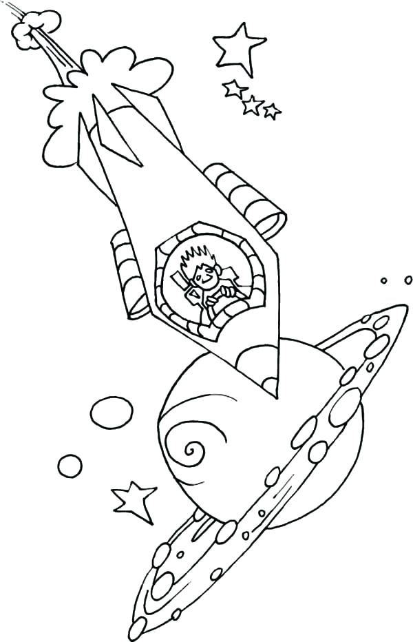600x932 Rocketship Coloring Page Rocket Ship Coloring Pages To Print Best