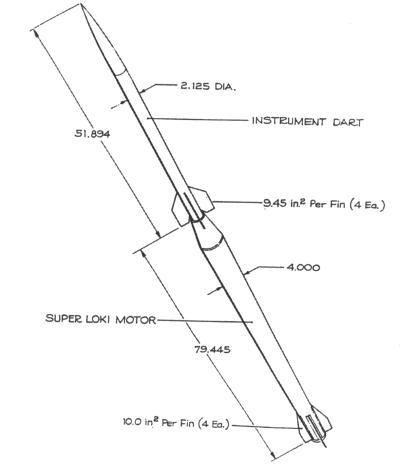 400x468 Sounding Rocket Information The Rocketry Blog