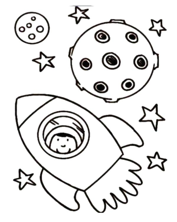 600x753 Mickey Mouse Rocket Ship Coloring Pages Page Attractive Dazzling