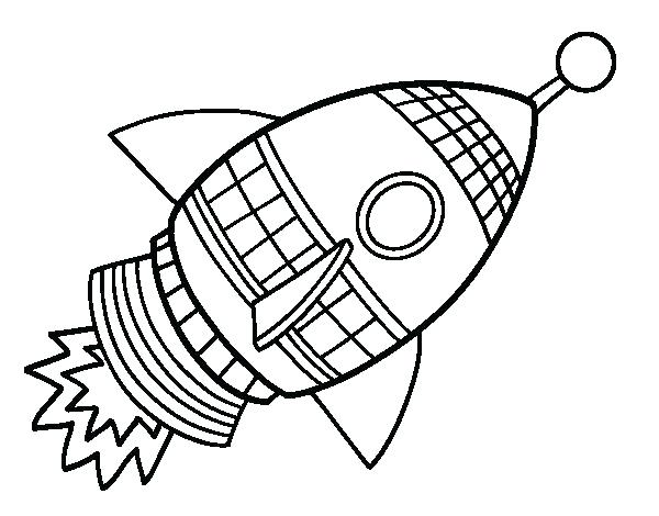 600x470 Free Printable Rocket Ship Coloring Pages Cool Page On Picture