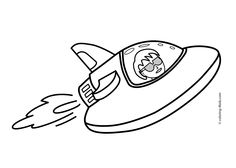 236x168 Free Printable Rocket Ship Coloring Pages For Kids Vbs Space