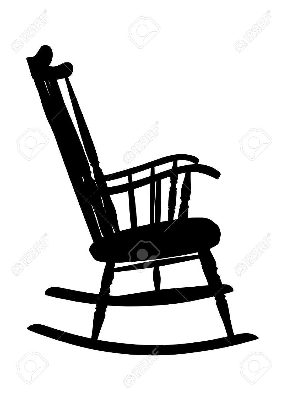 928x1300 Rocking Chair Silhouette  sc 1 st  GetDrawings.com & Rocking Chair Drawing at GetDrawings.com | Free for personal use ...