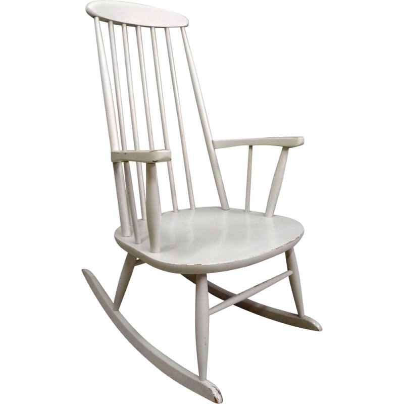800x800 Stol Rocking Chair In Wood