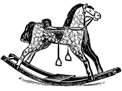 500x372 The History Of Rocking Horse Rockinghorses.eu