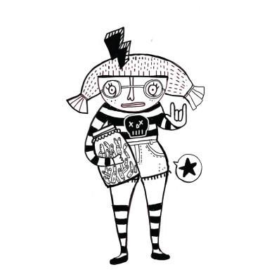 397x397 Jinko, The Rockstar Black Milk Project